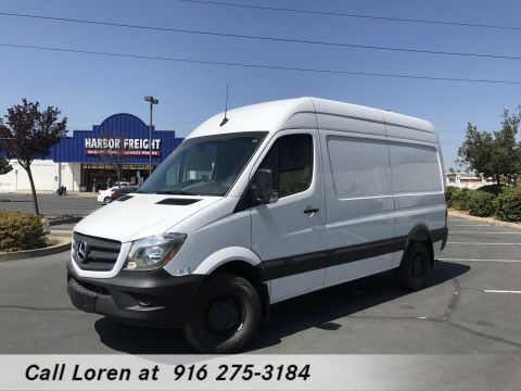 New 2018 Mercedes Benz Sprinter 2500 Worker Cargo Van