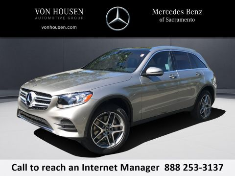 New 2019 Mercedes Benz GLC 300 AWD 4MATIC®
