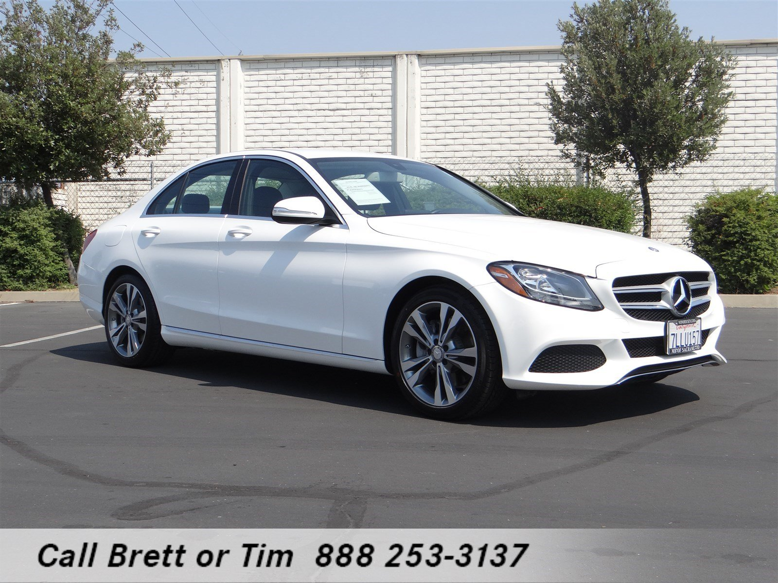 Certified pre owned 2015 mercedes benz c class 4dr car in for Mercedes benz c class pre owned