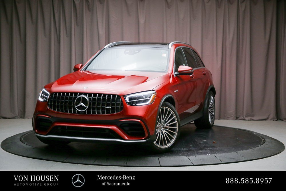 New 2020 Mercedes-Benz GLC AMG® GLC 63