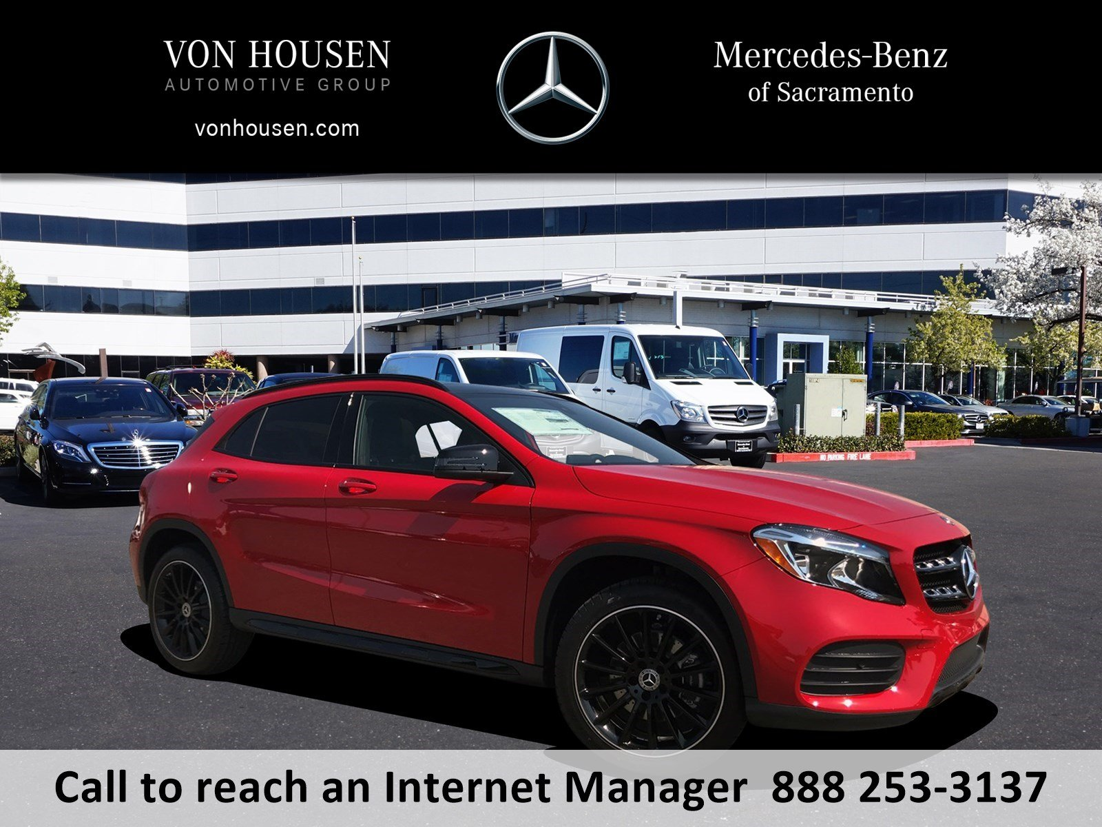 New 2018 mercedes benz gla gla 250 suv in sacramento for Mercedes benz service sacramento