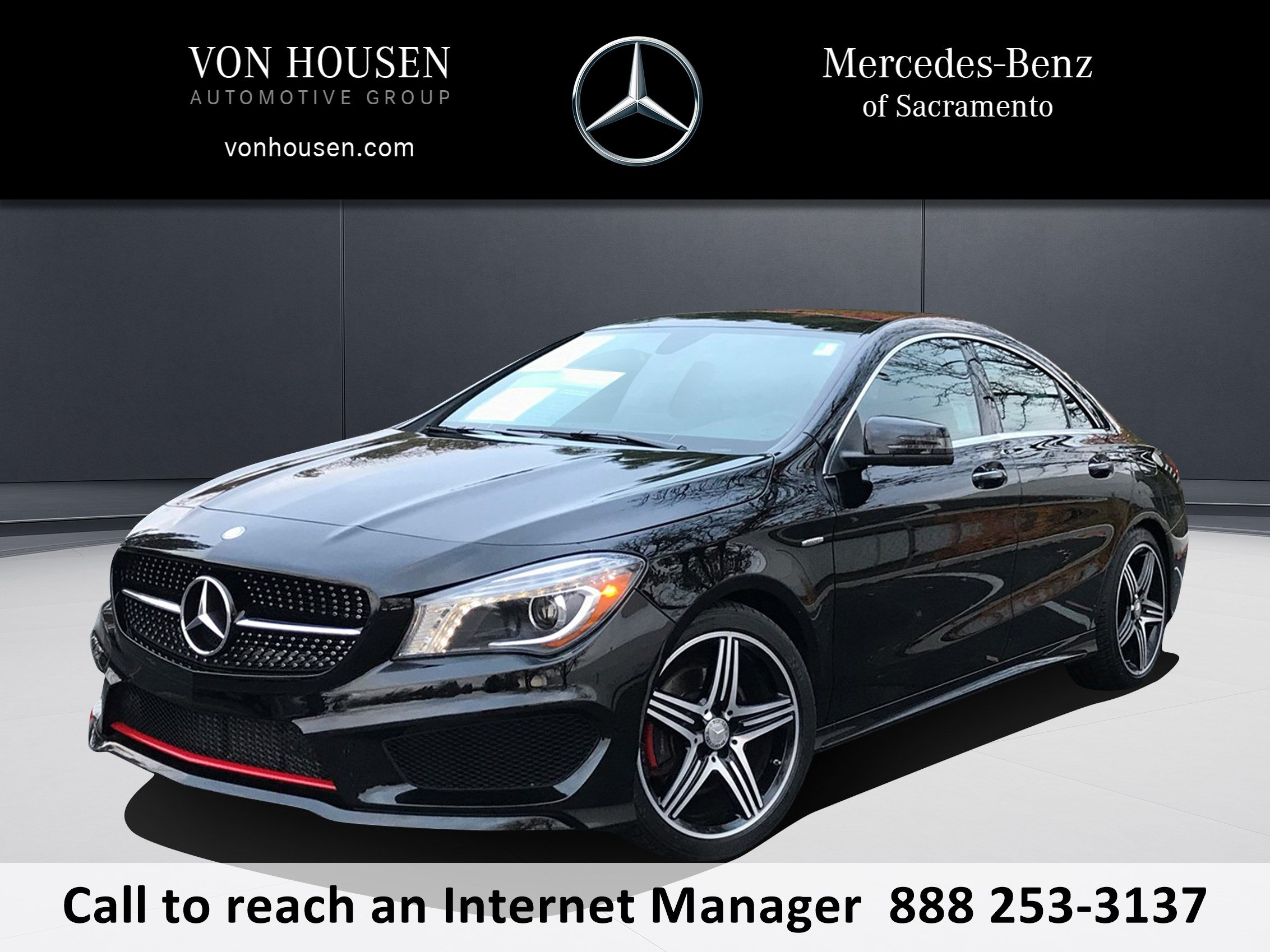 Certified Pre Owned 2016 Mercedes Benz CLA CLA 250 Coupe in
