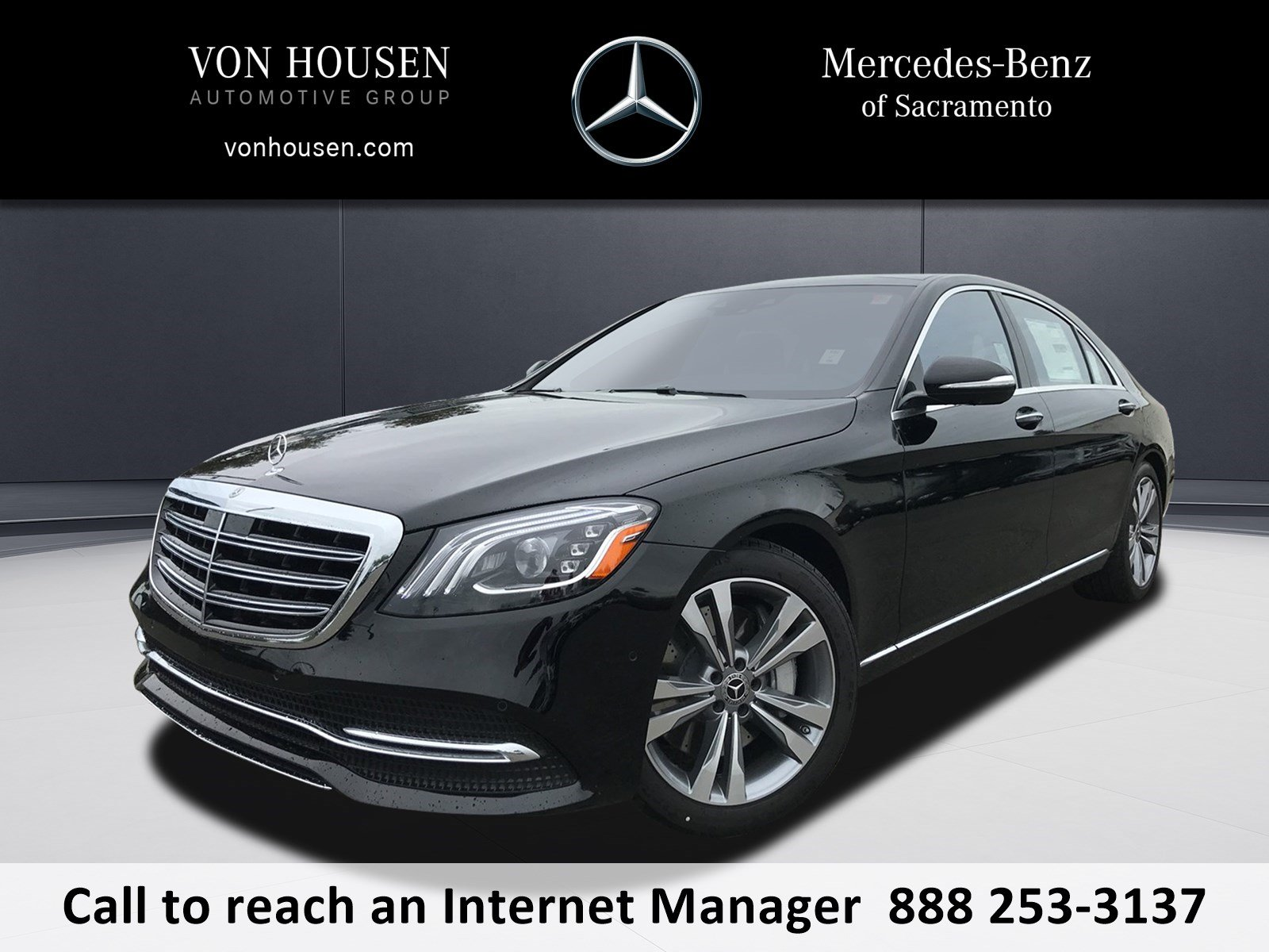 new 2018 mercedes benz s class s 450 sedan in sacramento