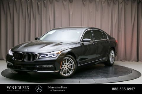 Pre-Owned 2018 BMW 7 Series L