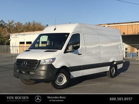 Certified Pre-Owned 2019 Mercedes-Benz Sprinter 2500 Cargo Van