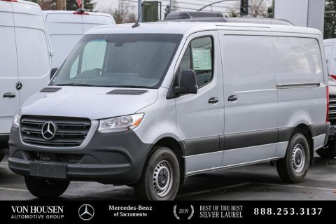 New 2019 Mercedes-Benz Sprinter Cargo Van M2CA46