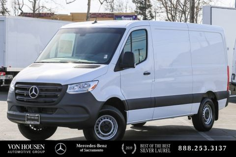New 2019 Mercedes-Benz Sprinter Cargo Van M2CA4G