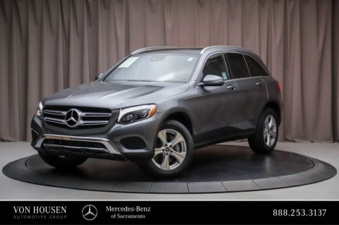 Certified Pre-Owned 2018 Mercedes-Benz GLC GLC 350